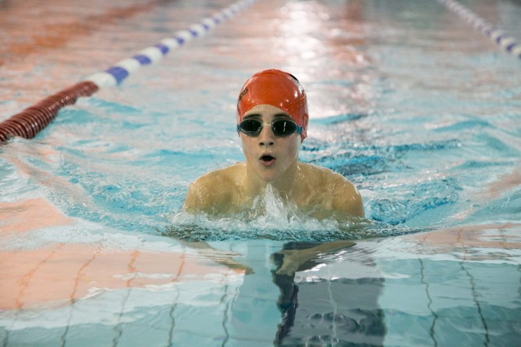 Wey Valley Swimming Club Summer Sprints 2017